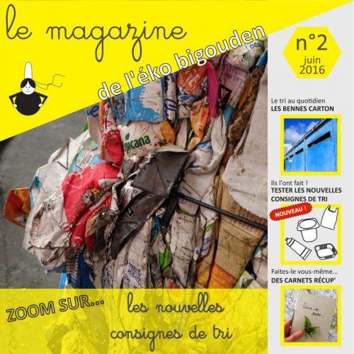 couverture de l'eko bigouden n°2