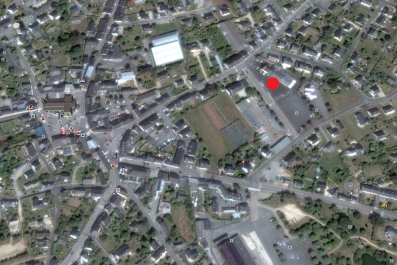 Sapeurs-Pompiers de Plonéour-Lanvern : localisation