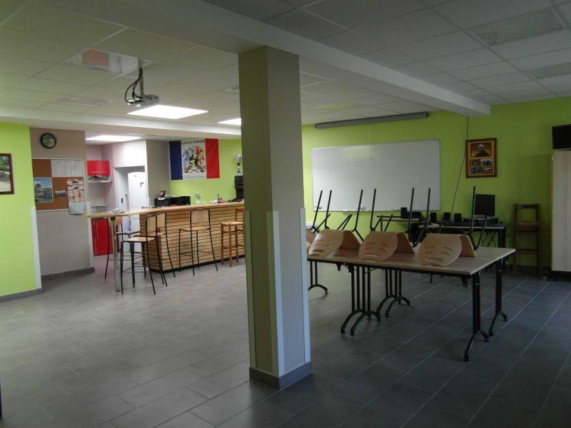 Sapeurs-Pompiers de Plonéour-Lanvern : le foyer