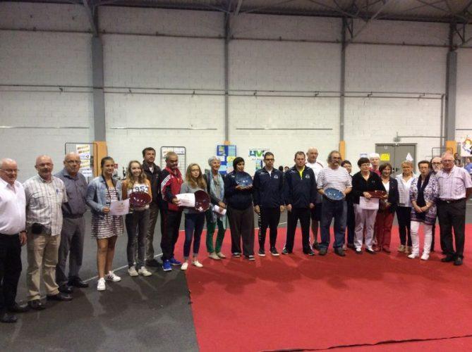 Les lauréats 2015 du challenge vie locale de Plonéour-Lanvern