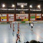 Rink Hockey à la salle Ominisports de Plonéour-lanvern