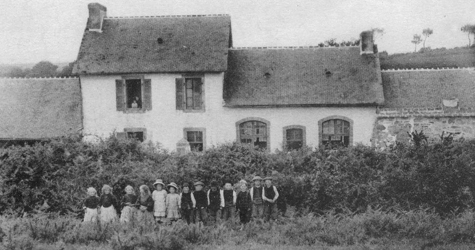 Stang ar Bacol, un village dans la commune