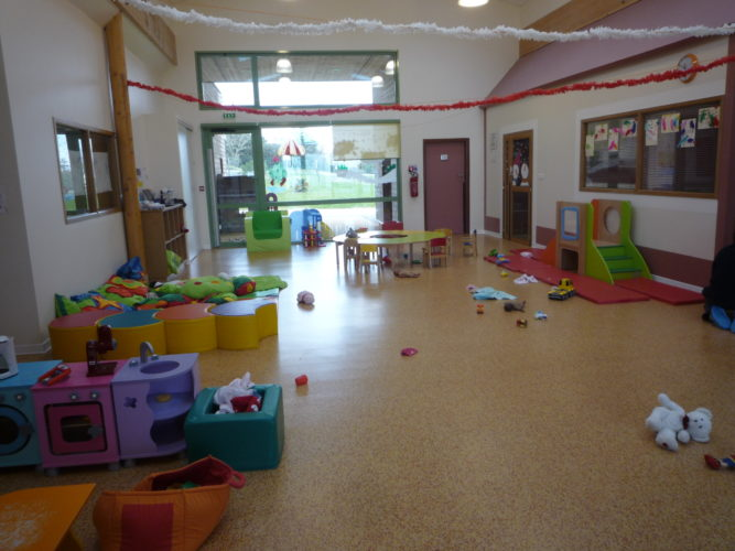 La maison de la petite enfance