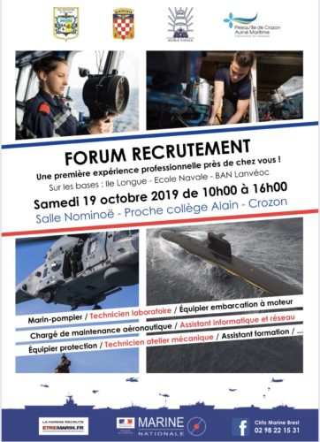 Recrutement Marine Nationale