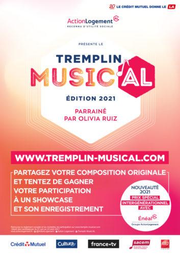 tremplin musical